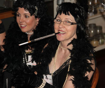 Tracy Gang 1920s Murder Mystery Party